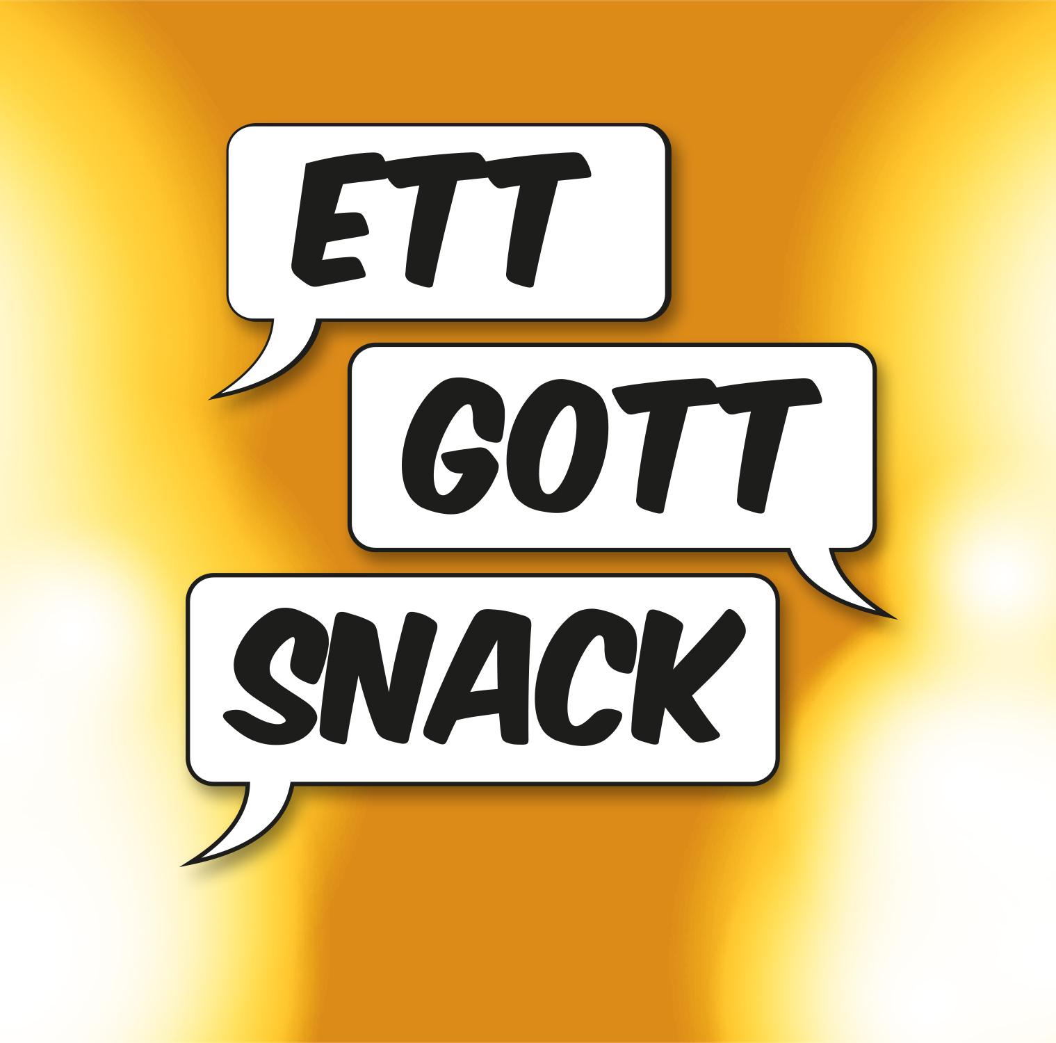 Ett gott snack - podcast
